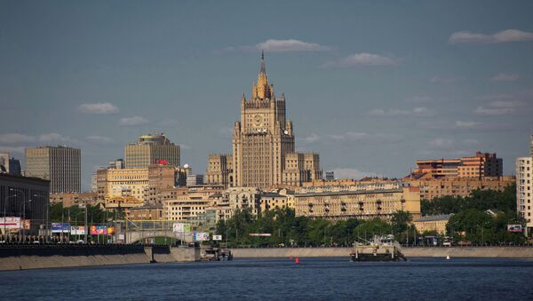 The Russian Ministry for Foreign Affairs - Sputnik International