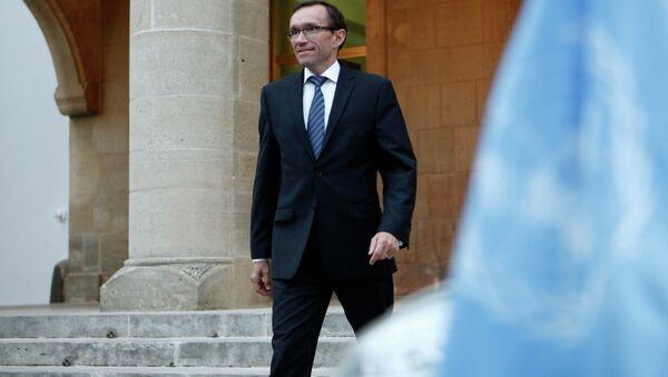 United Nations' Special Adviser on Cyprus Espen Barth Eide - Sputnik International
