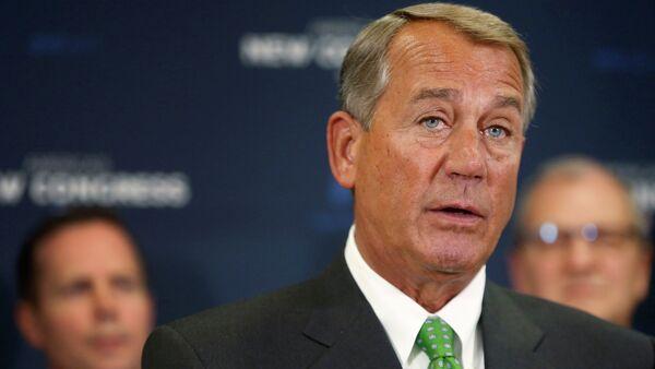 U.S. House Speaker John Boehner - Sputnik International