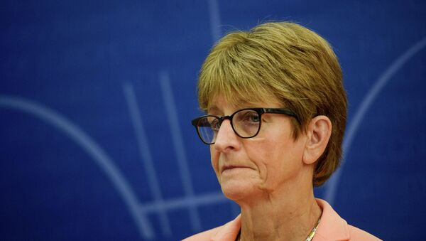 Anne Brasseur, President of the Parliamentary Assembly of the Council of Europe. - Sputnik International