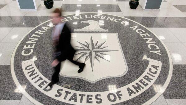 The lobby of the CIA Headquarters building in McLean, Virginia - Sputnik International