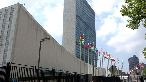 The United Nations Headquarters building is seen in New York - Sputnik International