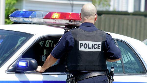 Police Officer - Sputnik International