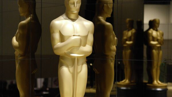 Oscar statue - Sputnik International