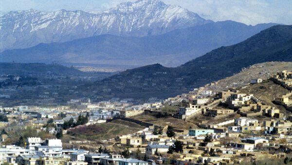 Kabul city - Sputnik International