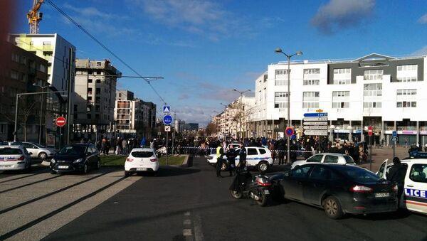 Hostage situation in Colombes - Sputnik International