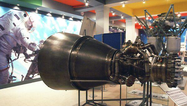 RD-180 rocket engine - Sputnik International