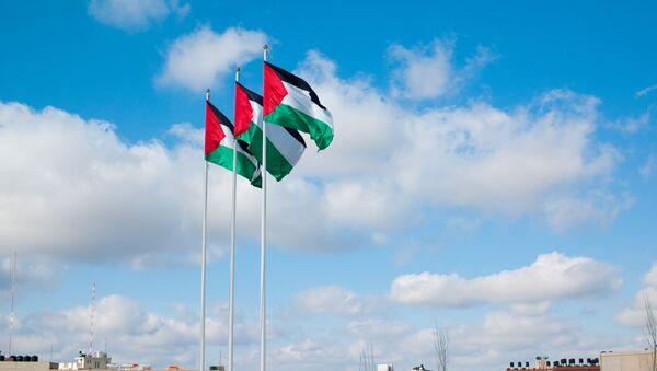 Правительство Палестины в понедельник подало в отставку - Sputnik International