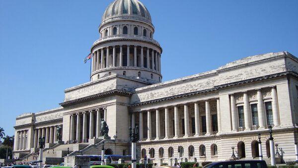 Havana Capitol Building - Sputnik International