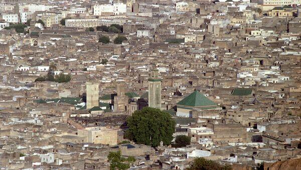 Fes general view, Morocco - Sputnik International