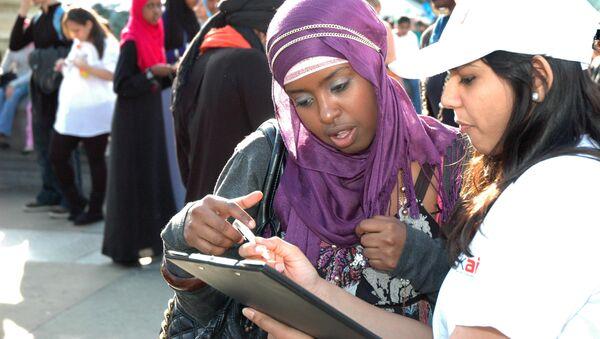 Talking with Muslim communities - Sputnik International