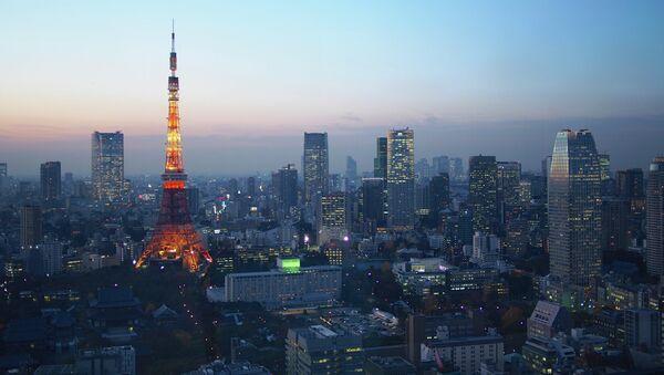 Tokyo - Sputnik International