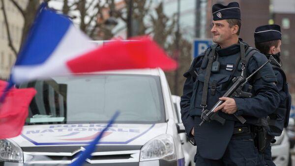 French police - Sputnik International
