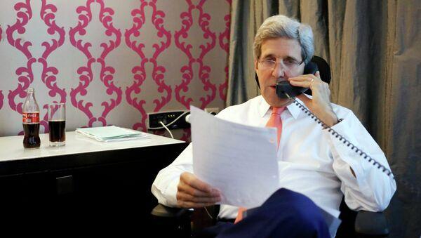 John Kerry - Sputnik International