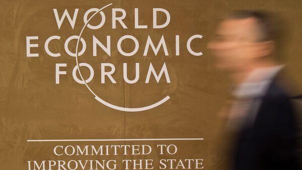 World Economic Forum in Davos - Sputnik International