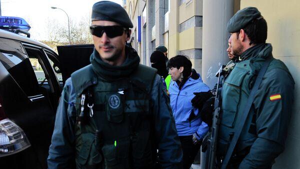 Spanish police - Sputnik International