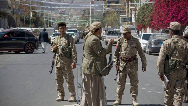 Houthi Shiite Yemeni - Sputnik International