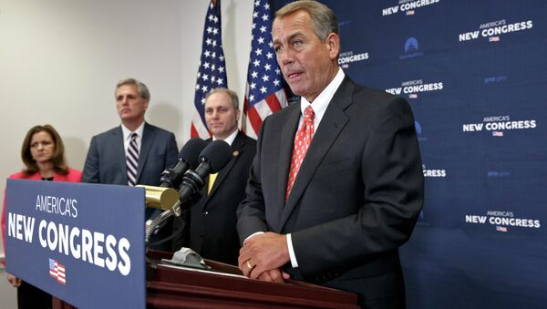 House Speaker John Boehner - Sputnik International