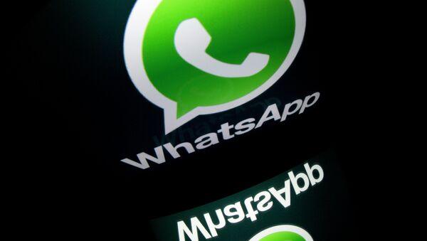 WhatsApp - Sputnik International