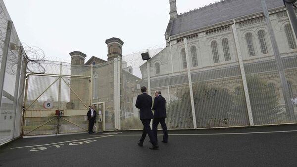 Wormwood Scrubs Prison in west London - Sputnik International
