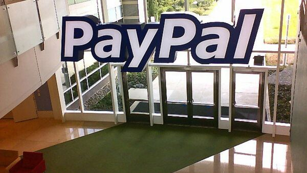 PayPal launches partial services in Russia          - Sputnik International