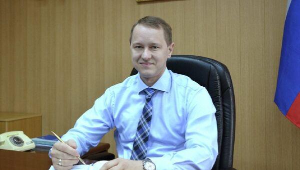 Yaroslav Tarasyuk - Sputnik International