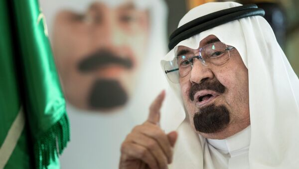Saudi King Abdullah bin Abdulaziz al-Saud - Sputnik International