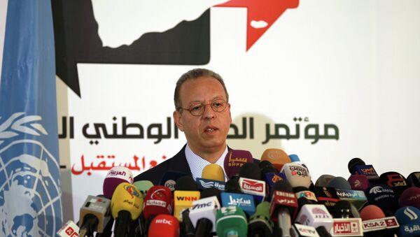 Jamal Benomar, UN envoy to Yemen - Sputnik International