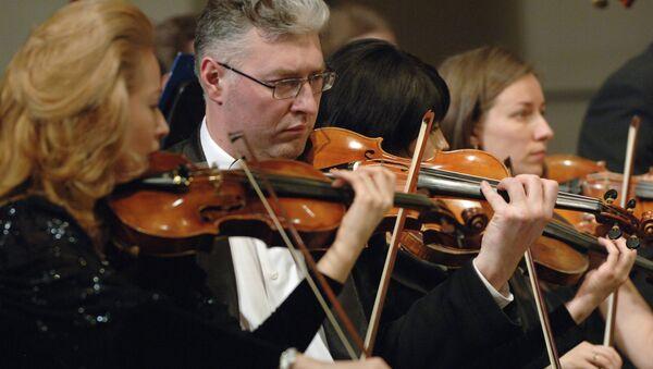 The orchestra - Sputnik International