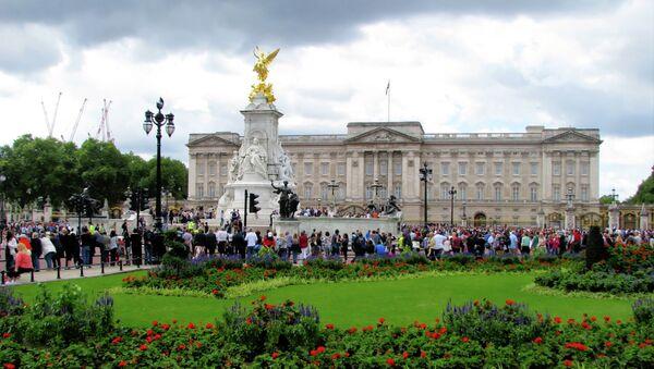 Buckingham Palace in London - Sputnik International