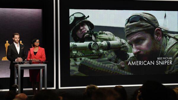 American Sniper - Sputnik International