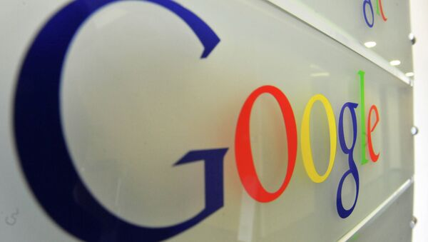 Google is expanding the limits to accessing its services in Crimea - Sputnik International