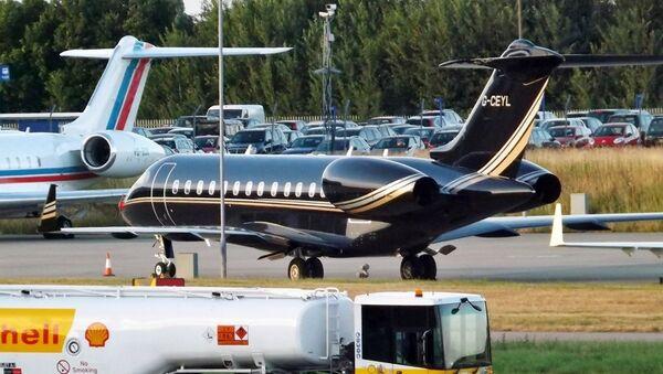 Bombardier BD-700 Global Express - Sputnik International
