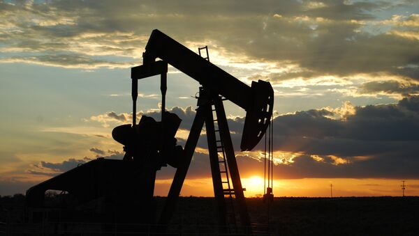 Oil Pump Jack - Sputnik International