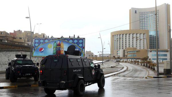 Libyan security forces - Sputnik International
