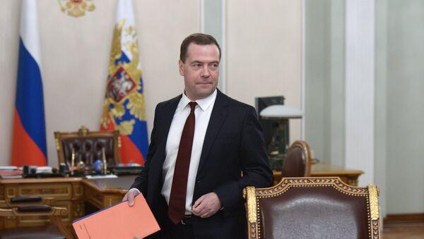 President Vladimir Putin holds meeting on economic issues - Sputnik International