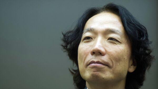 Japanese businessman Satoshi Takamatsu - Sputnik International