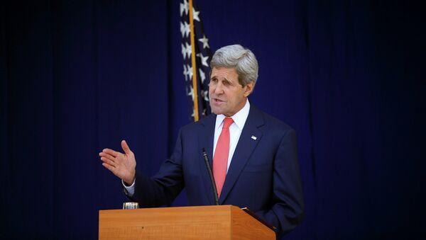 U.S Secretary of State John Kerry - Sputnik International