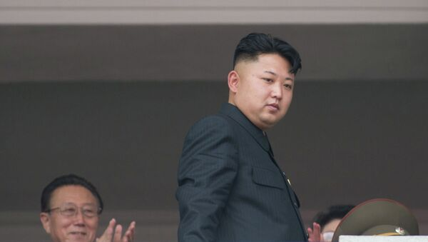 Kim Jong Un - Sputnik International