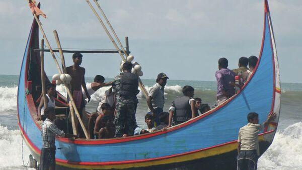 Rohingya refugees - Sputnik International
