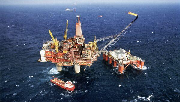 Atlantic Oil drilling - Sputnik International