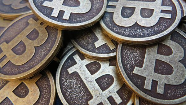 The US Marshals Service, a division of the Justice Department, is on Thursday auctioning 50,000 bitcoins seized during an FBI operation against Ross William Ulbricht. - Sputnik International