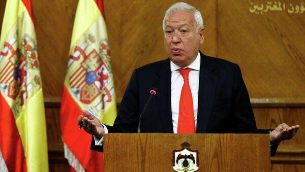 Jose Manuel Garcia-Margallo - Sputnik International