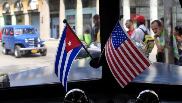 US-Cuba relations opens a new chapter - Sputnik International