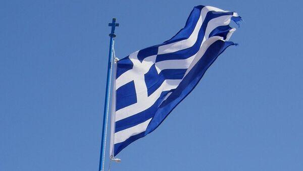 Greek flag - Sputnik International