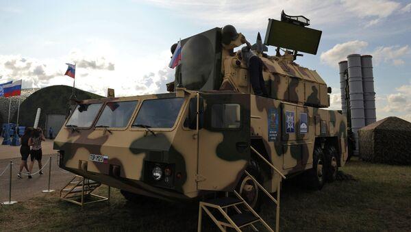 TOR-M2E anti-aircraft missile system - Sputnik International