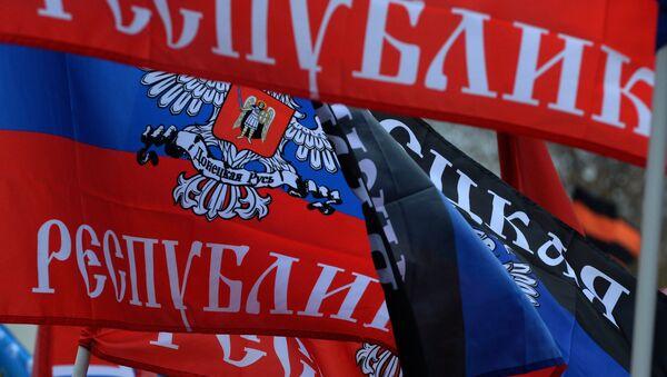 'Battle for Donbass 3' rally to support Novorossiya - Sputnik International