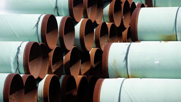 Keystone XL oil pipeline - Sputnik International