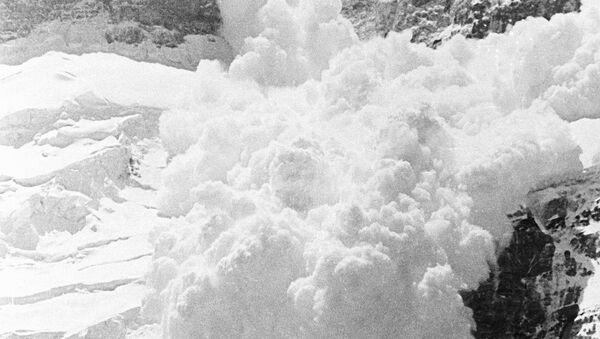 Two US ski team athletes die in Austrian avalanche - Sputnik International