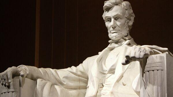 Abraham Lincoln memorial - Sputnik International